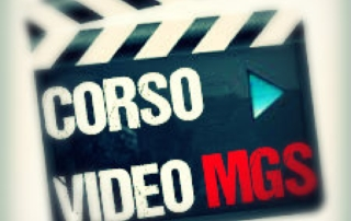 Corso Video MGS 2015-2016