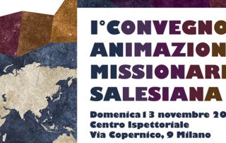 Convegno Animazione Missionaria