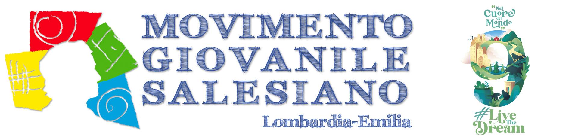 Movimento Giovanile Salesiano – Lombardia-Emilia Logo