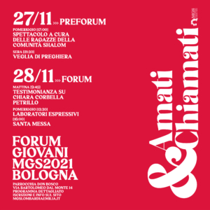 Forum Giovani MGS 2021